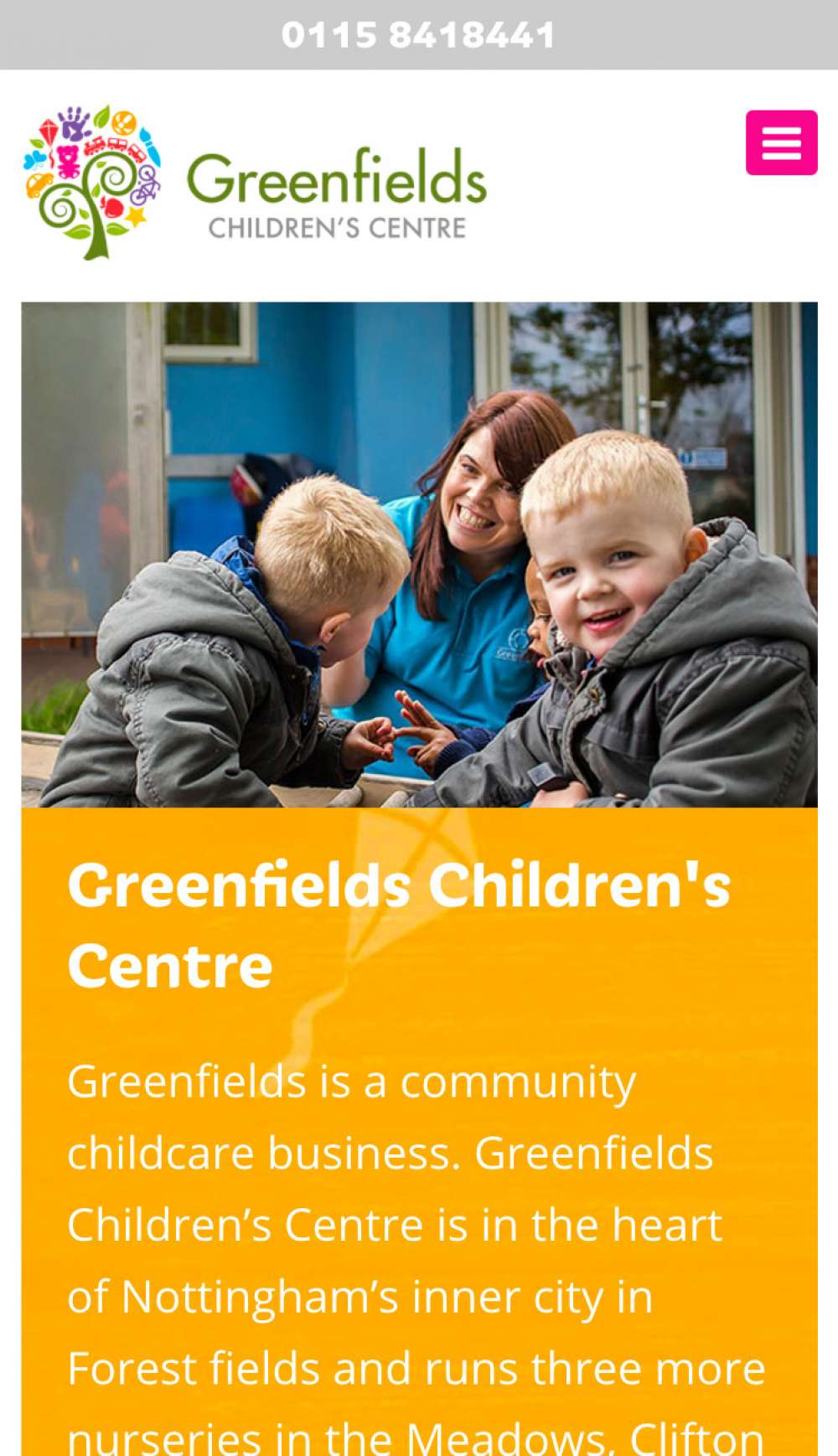 Greenfields Children's Centre