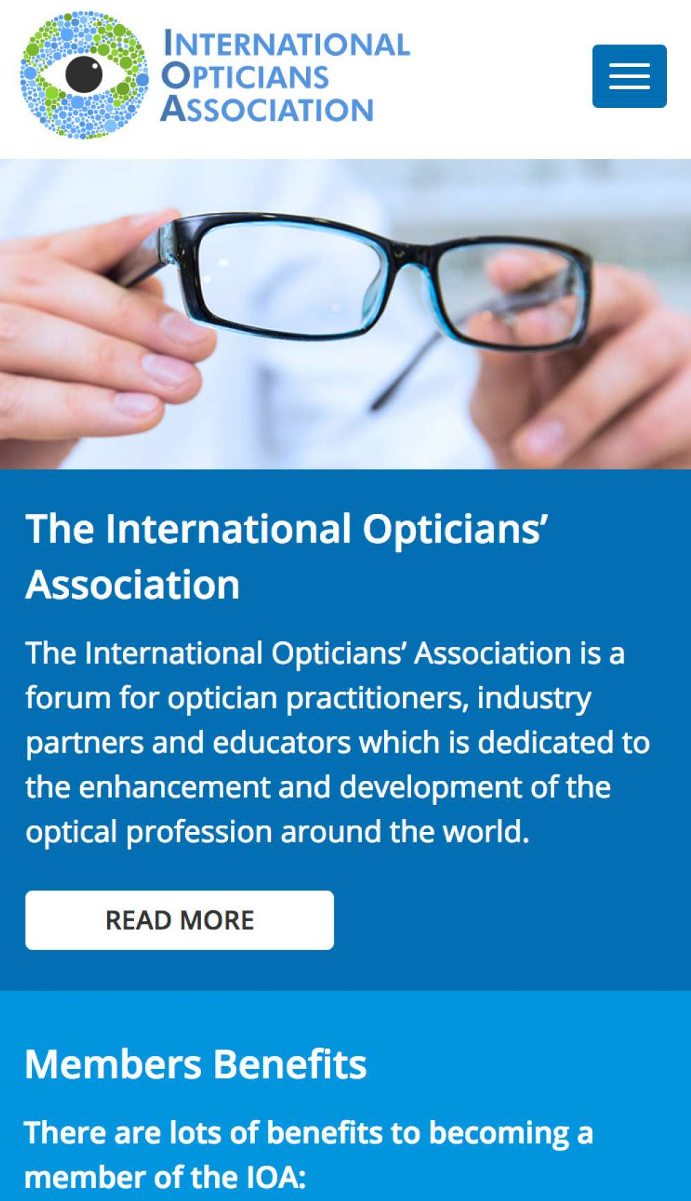 International Optician's Association