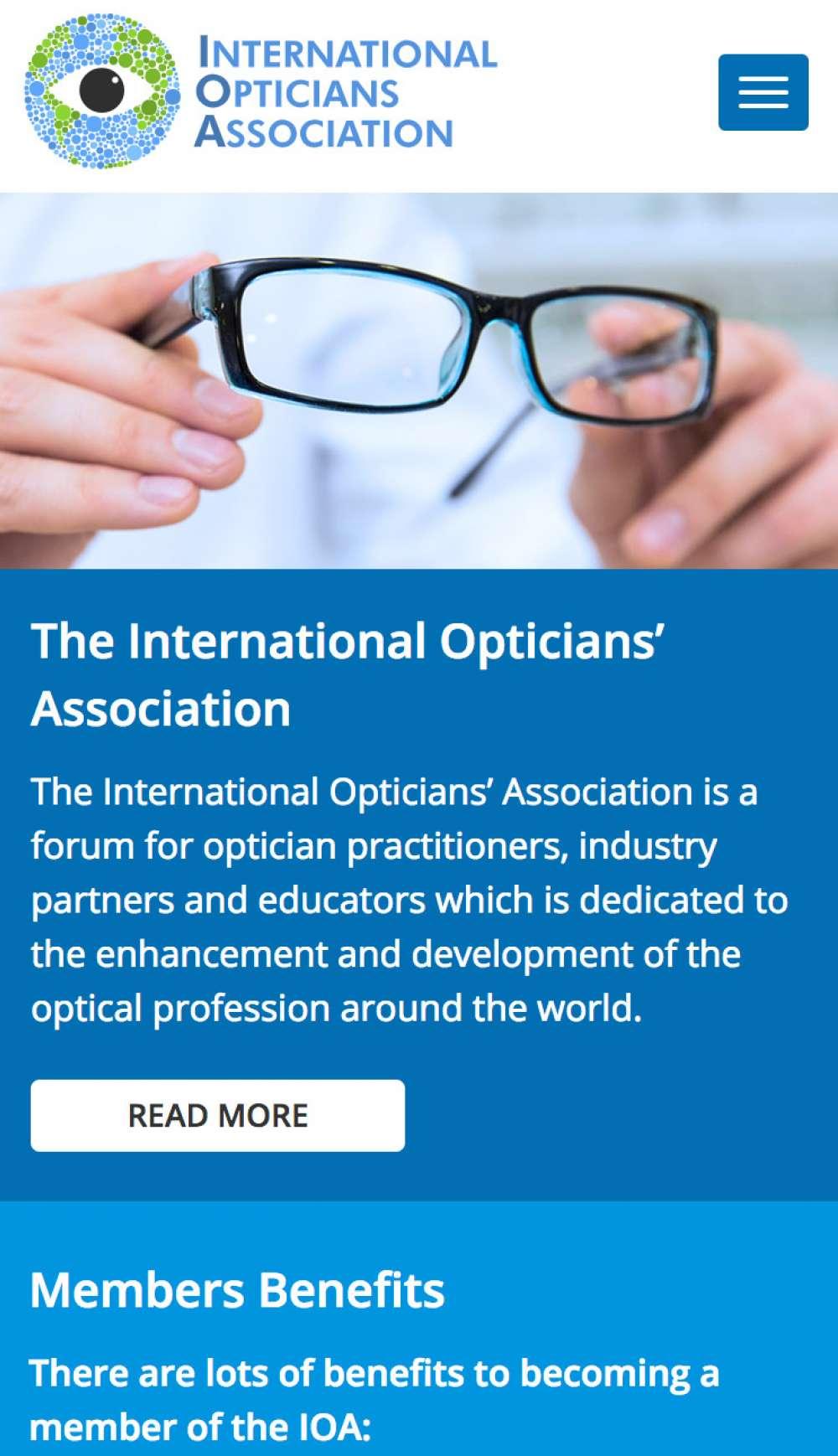 International Optician's Association