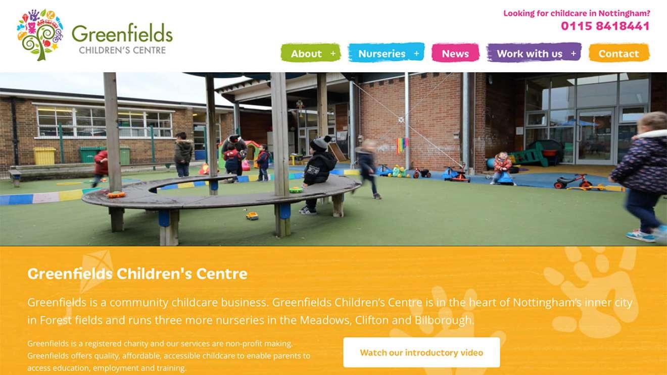Greenfields Children's Centre