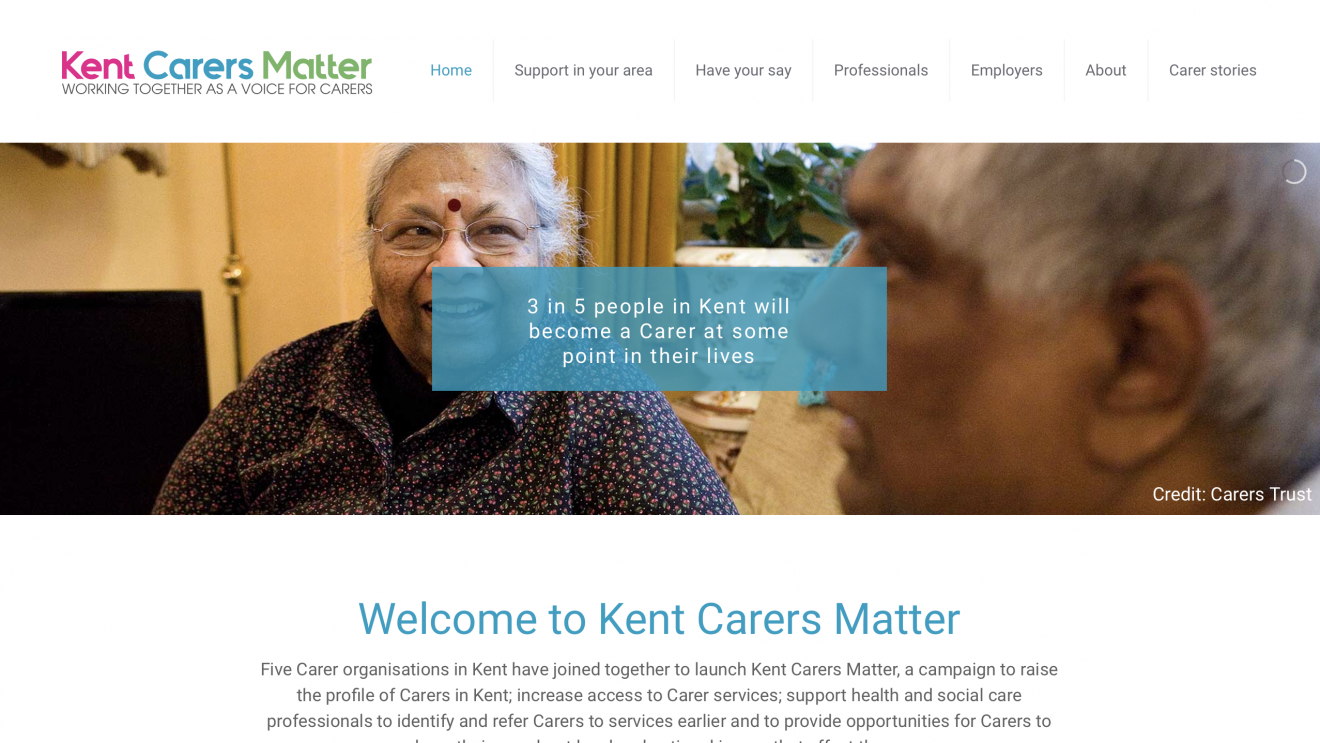 Kent Carers Matter