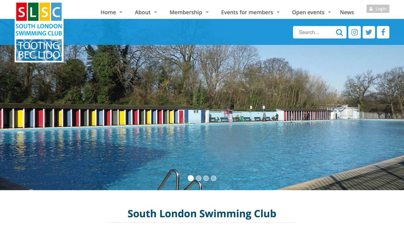 South London Swimming Club
