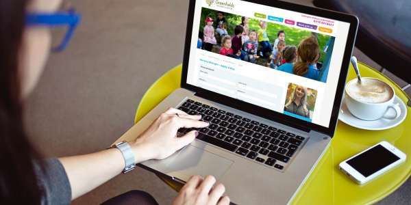 Why you should be using your nursery website to improve your recruitment process
