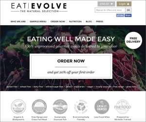 Online grocery delivery Evolves...