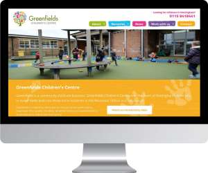 Video interview with Judy from Greenfields Childcare