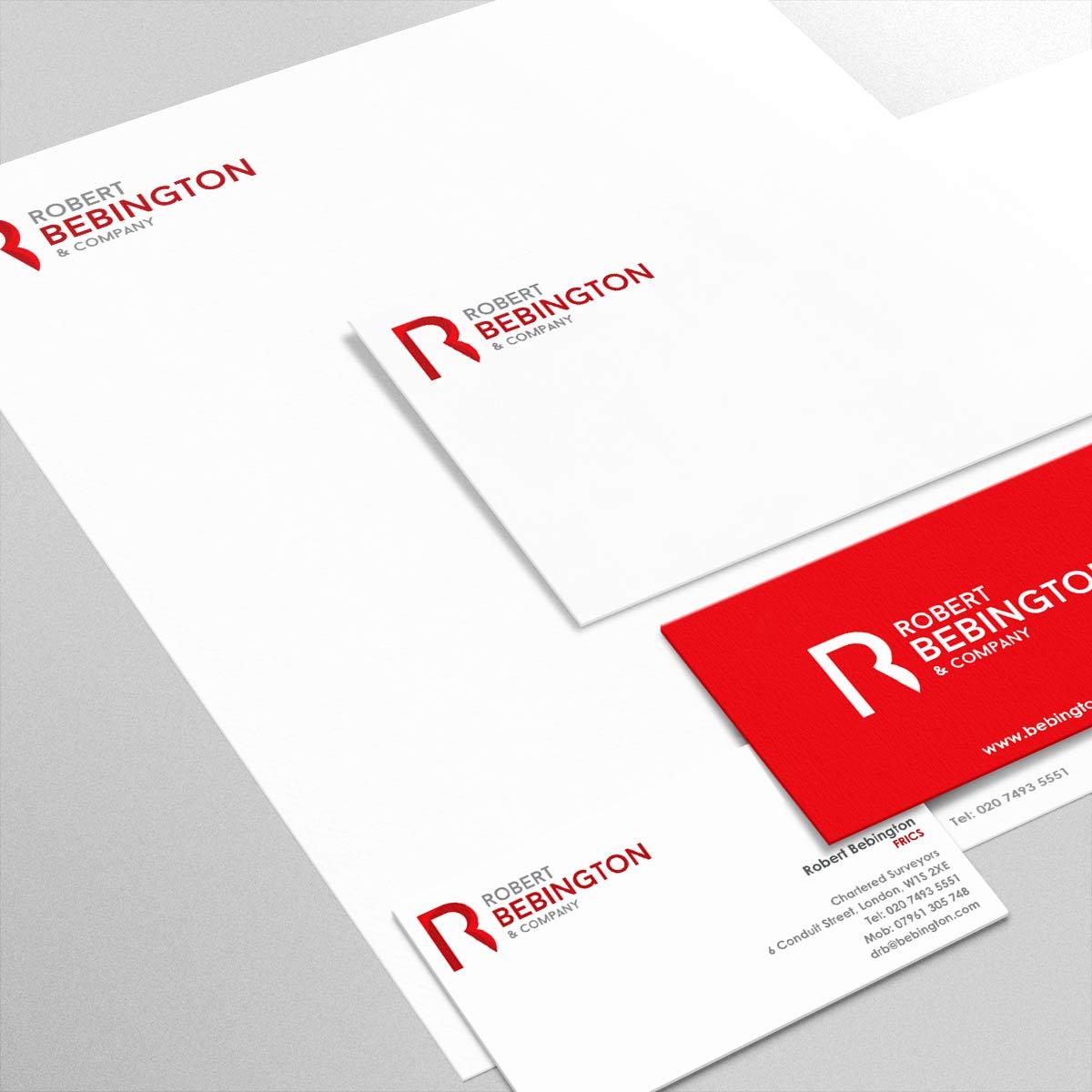 Bebington stationary design